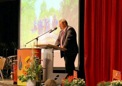 Ansprache Bürgermeister Michael Christ